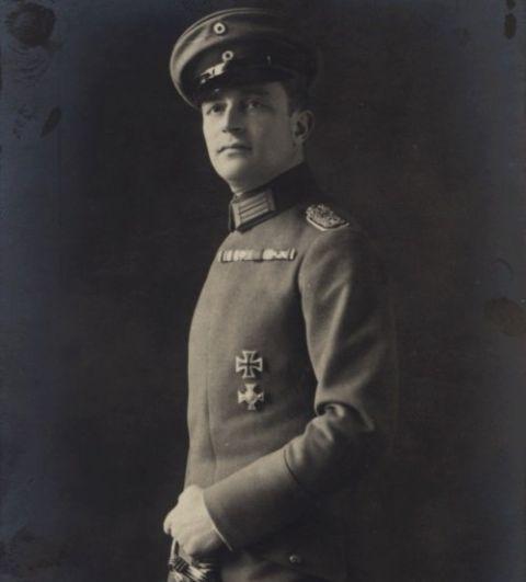 Gedenkkarte anlässlich der Beisetzung des Großherzogs Adolf Friedrich V. von Mecklenburg-Strelitz am 18. Juni 1914