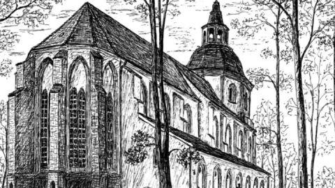 Johaniterkirche Mirow/Wilfried Neumann