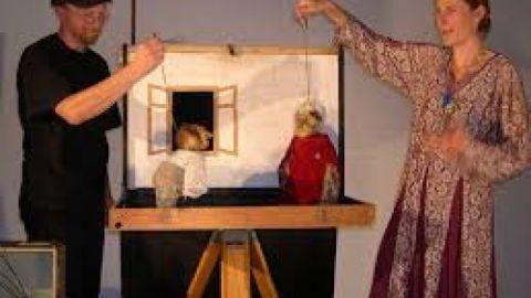 """Puppentheater """"ErnstHeiter"""""""