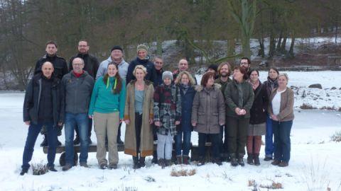 19 neue Natur- und Landschaftsführer ausgebildet