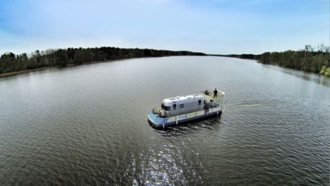 Airstream Landyacht & freecamper - die perfekte Glamping-Kombination