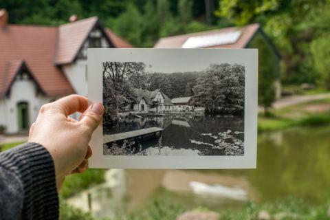 Steinmühle im Wandel der Zeit