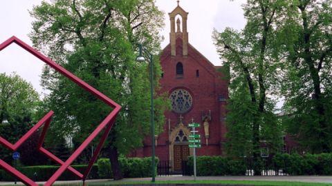 Katholische Kirche Neustrelitz