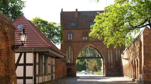 Wall-und Wehranlage Neubrandenburg