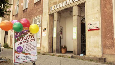 Sommerwerkstatt Kunsthaus