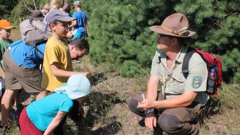 Familienführungen der Nationalpark-Ranger