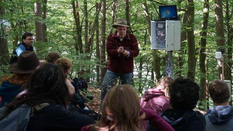 Wissenschaftliches Kolloquium des Müritz-Nationalparks