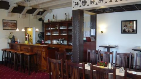 "Bar im Hotel ""Altes Gutshaus"" Federow"