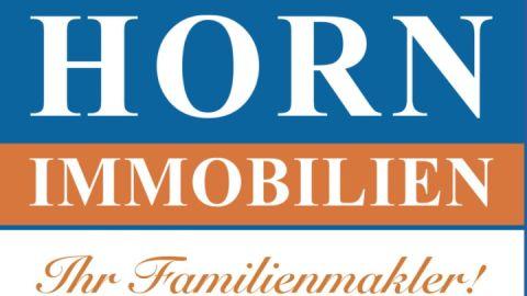 Logo, Horn Immobilien