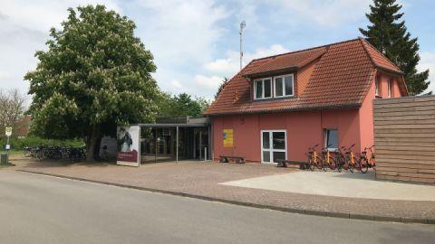Außenansicht - Nationalpark-Service Müritz