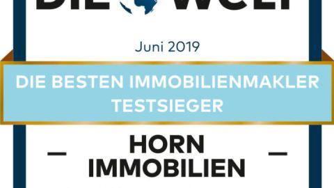 Welt-Siegel, Horn Immobilien