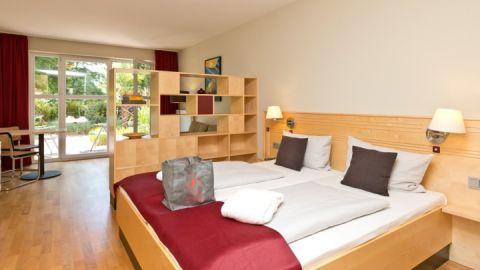 Komfortzimmer im Spa Hotel Amsee
