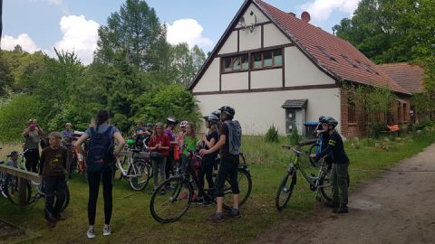 Junior Ranger Camp - Müritz-Nationalpark